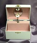 Ballerina Music Box #6040w