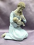 Musical Porcelain Mother with Son #49154