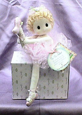 Little Musical Ballerina Pink #98105