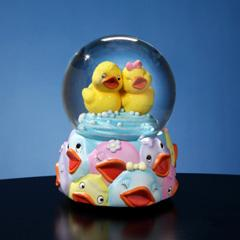 Jingle Jumbles™ Rubber Ducky Musical Water Globe