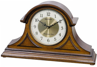Remington II Mantel Westminster Chime Clock