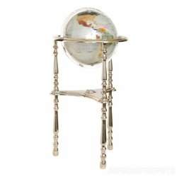 330mm Mother of Pearl Gemstone Globe