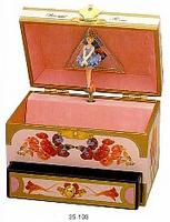 Pretty In Pink Musical Ballerina Box #6040