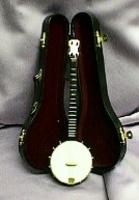 Banjo Music Box Instrument