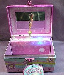 Twirling Fairy Music Box #fairy28