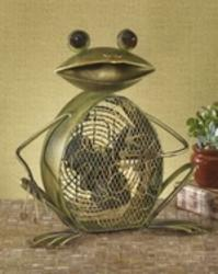 Deco Breeze Frog Fan