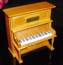 Musical Upright Piano with On/ Off Switch #UP21005