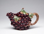 Porcelain Decorative Grape Teapot #10332TP