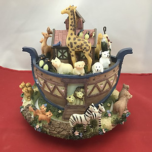 Noahs Ark Music Box #15018