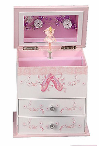 Ballerina Musical Jewelry Box #71111