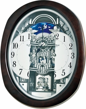 ESPRESSO BLESSING Rhythm Clock