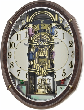 Harmony Blessing Rhythm Clock