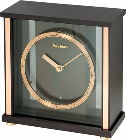 Belmont Rhythm Mantle Clock  #CRH202NR06
