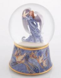 Angel with Dove Musical Waterglobe #1201516
