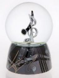 Mesmerizing Clarinet Musical Waterglobe #1611006