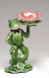 Frog T-Light Holder #30110